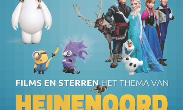 Inschrijven 'Movie kids games', 'Mission (im)possible' en 'Heinenoord's got talent'