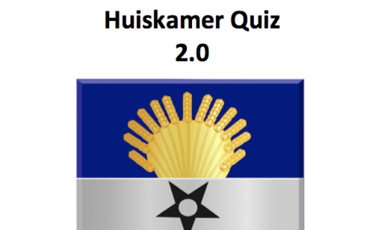 Huiskamer Quiz – Koningsdag